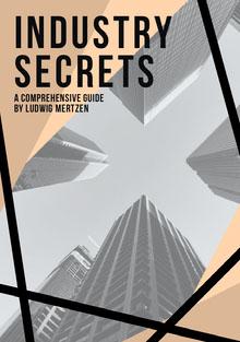 Industry Secrets Magazine Magazine Cover
