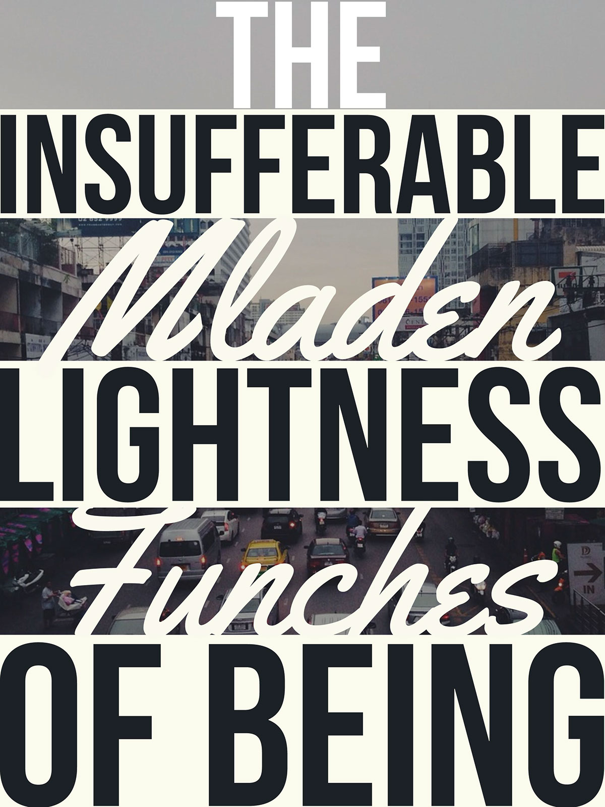 of Being  of Being 