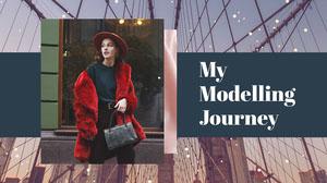 navy white my modelling journey city YouTube thumbnail  Online-Portoflio