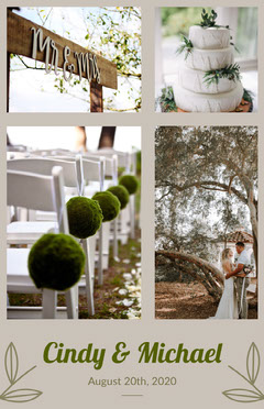 Cindy & Michael Weddings
