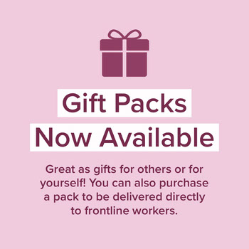 New Gift Package Product Announcement COVID-19 Re-opening