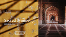 Warm Toned Architecture Travel Blog Facebook Banner  Capa do Facebook
