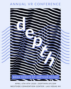 depth vr stripes event Instagram portrait Wave
