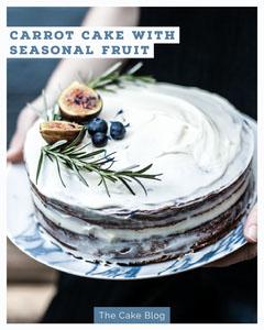 Carrot Cake Recipe Winter Igportrait Cakes