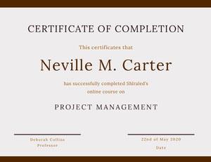 Neville M.  Carter