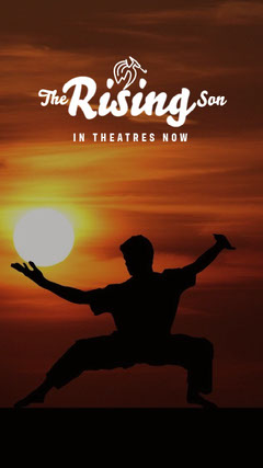 Sunrise Silhoette The Rising Son Instagram Story Promotion