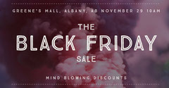BLACK FRIDAY Thanksgiving Sale