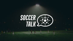 Night Photo Soccer Talk Youtube Channel Art  Soccer