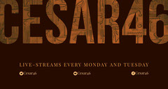Brown Ancient Style Cesar Twitch Banner History