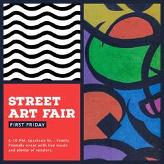 STREET ART FAIR Fairs