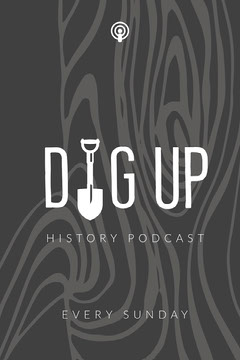 Grey and White History Podcast Sunday