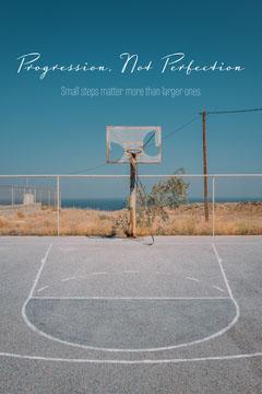 Basketball Court Progression Quite Pinterest Pinterest