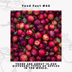 Apples Facts Instagram Square Fruit
