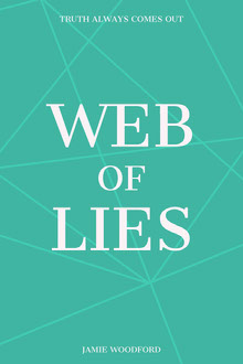 Web Lies Book Cover Couverture de livre