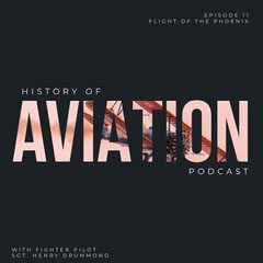 Black and Pink Aviation Podcast History