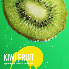 yellow green kiwi fruit benefits instagram  Healthy