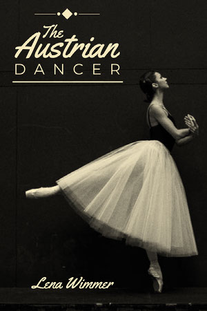 Black and White, Dancer History Kindle Book Cover una biografía profesional