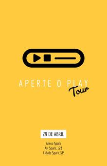 Tour Pôster