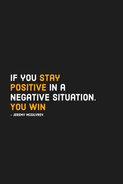 Stay Positive Pinterest Positive Thought