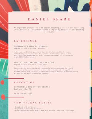 DANIEL SPARK CV