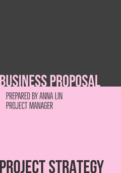PROJECT STRATEGY Business