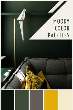 Interior Color Palette Pinterest Decor