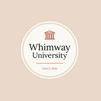 Whimway <BR> Badge