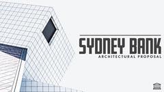 Architecture Cover Presentation Slide Architecture