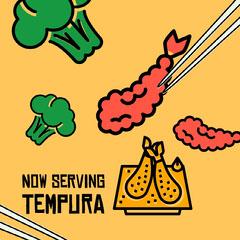 tempura instagram Restaurants