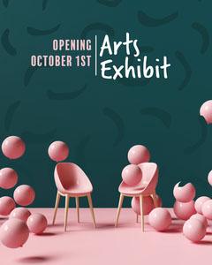 Arts Exhibition IG Portrait Exhibition