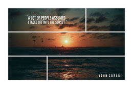 _John Corabi Collage di foto