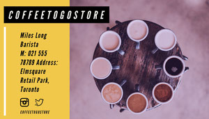 COFFEETOGOSTORE