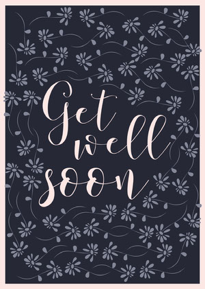 Get Get Well Soon Card