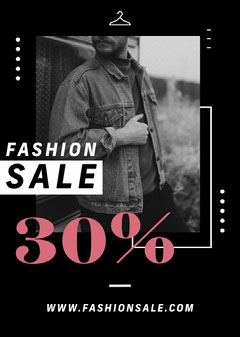 Fashion Sale Flyer Fashion