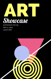 ART <BR> Poster
