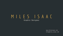 Miles Isaac Business