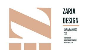 Z Business Card