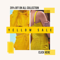 YELLOW SALE principali siti di social media