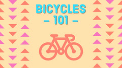 Illustrated Bicycle Vlog Youtube Thumbnail Tutorial