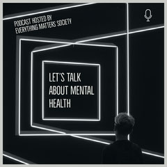 Let's Talk About Mental Health Health Posters
