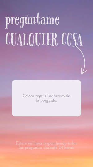 ask me anything instagram story Historia de Instagram