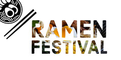 Black and White Ramen Festival Social Post Ramen