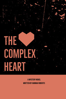 Pin and Black The Complex Heart Book Cover Couverture de livre