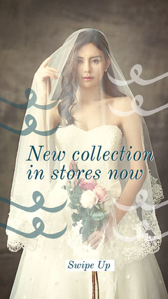 New collection in stores now New Collection