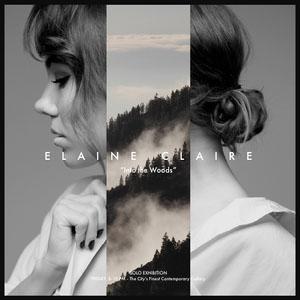 Elegant, Black and White Collage Art Show Ad Instagram Post Instagram Collage