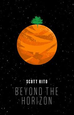 Black & Orange Movie Poster Space