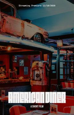 Diner Photo Movie Poster Restaurants