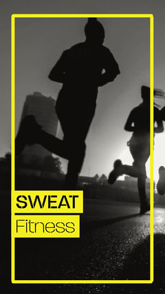 sweat fitness Snapchat filter Fitness