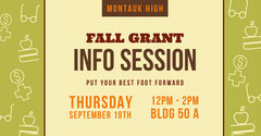 <BR>INFO SESSION Fall