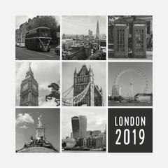 LONDON<BR>2019 Travel